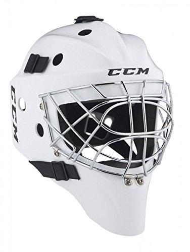 CCM GFL1.5 Maske Junior, Farbe:weiss