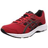 ASICS Gel-Contend 5, Men's Road Running Shoes, Red (Classic Red/Grey), 45 EU