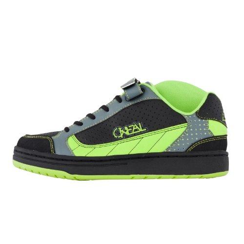 O'Neal Torque Fahrrad Schuhe Sneaker grün MTB DH FR Mountain Bike Downhill, 320-4, Größe 39