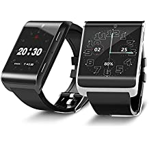 Four Reloj Inteligente Android 4G 1GB + 16GB Monitor de Ritmo cardíaco GPS WiFi Reloj Inteligente