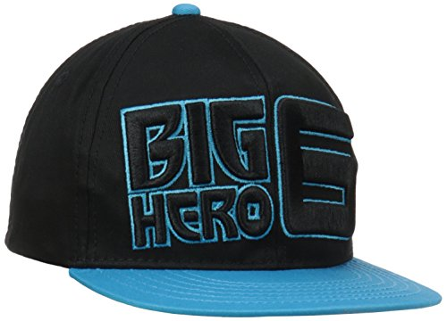 Disney Big Hero 6 Log Youth Adjustable Baseball Cap