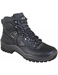 213903c3b85 Grisport Womens Adventure Walker Quality Black Leather Walking Boots