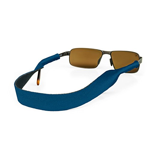 Croakies Original Eyewear Retainer, Herren, Navy, 1 Pack Regular