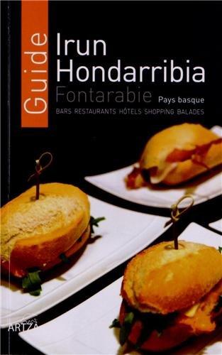 Guide Irun Hondarribia Fontarabie : Bars restaurants hôtels shopping balades