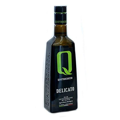 Quattrociocchi - olio extravergine di oliva delicato bio 500ml