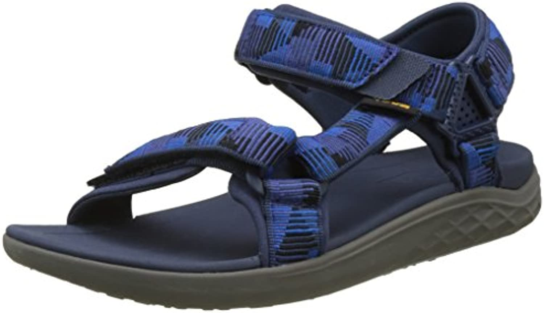 Teva Herren M Terra Float 2 Universal Sandalen  Blau  44 EU