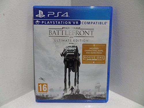 Star Wars Battlefront Ultimate Edition (PS4) UK IMPORT