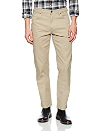 Wrangler Regular Fit Camel, Pantalon Homme