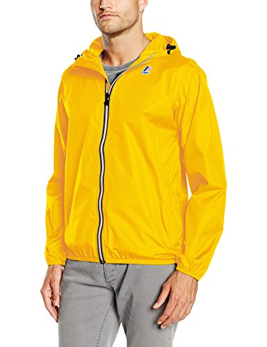 Used, Jacket - LE VRAI 3.0 CLAUDE - K-Way - XXL - Yellow for sale  Delivered anywhere in UK