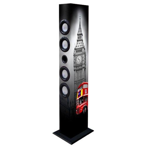 Majestic TS-84BT Modello UK Torre Audio Multimediale con Bluetooth 2.1