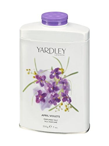 Yardley London - April Violets - Talc parfumé - 200 g