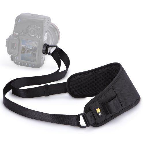 Case Logic SLR Quick Sling Slider-Strap Kamera Schultergurt (universal passend) schwarz -