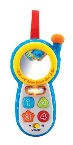 VTECH PRIMERA INFANCIA - BABY MOVIL  MULTICOLOR (80-111322)