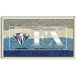 Diamond FX personalizado Dividir la torta, 28 gm - Elsa mágico (RS30-48)