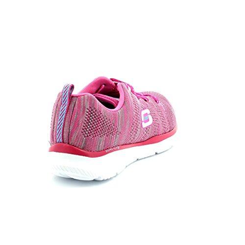 Skechers  Flex AppealNext Generation, Peu femme Noir - rosa