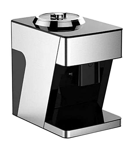 Huanyu Automatic Intelligent Home Oil Extractor Cold Hot Press Machine presser ad olio Argento