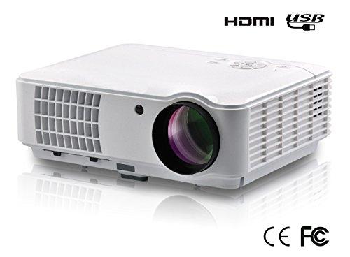 FR X8004000lúmenes HD Proyector 7000: 1cine en casa 1080P HDMI USB TV...