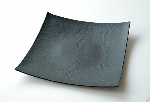 piatto-in-vetro-nero-opaco-ardesia-square-serie-stones