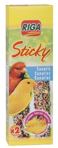 Riga - 75894 - Sticky Canaris Fruits Exotiques - Boîte de 2