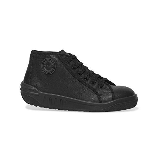 JOANI Chaussure de sécurité femme montante noir Noir