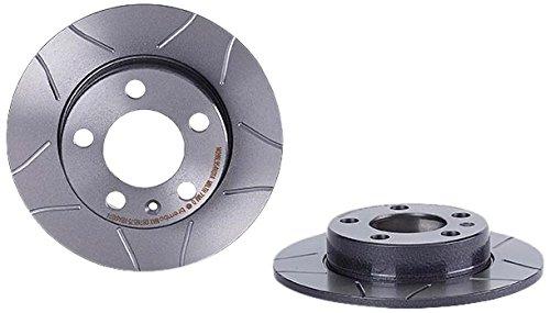 Brembo Max 08.7165.75 Rear Brake Disc - Set of 2