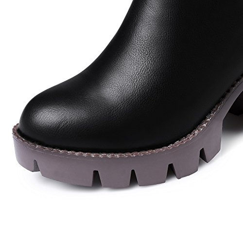 BalaMasa Abl10545, Sandales Compensées femme Noir