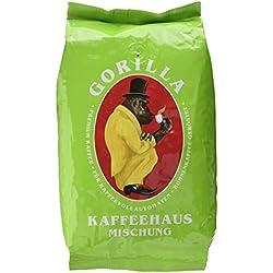 Joerges Gorilla Kaffeehaus-Mischung , 1er Pack (1 x 1 kg)