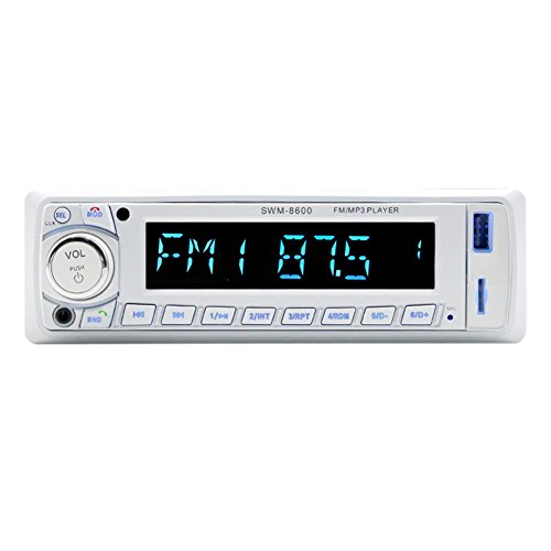 prettygood7Auto MP3Player, Stereo Head Unit U Disk-INDASH Radio Auto DVD Player mit Touch Screen LCD Monitor swm-8600LCD Bluetooth