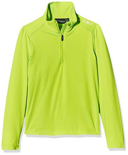 CMP Jungen Funktionsshirt, Lime Green, 140, 3L07804 (Jungen-lime Green)