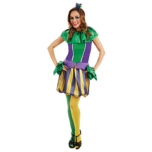 Women;s Jester Costume in Three Sizes