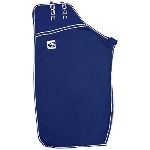ultrasport-rts-fleecedecke-budget-manta-sabana-para-caballo-color-azul-talla-125cm