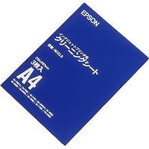 Epson impresora de inyección de tinta de limpieza hoja A4tamaño 3piezas mjcls (importación de Japón)