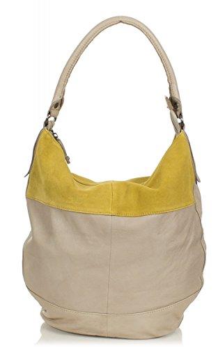 FREDsBRUDER  Für immer in the Mix, Sac pour femme à porter à l'épaule One Size beige