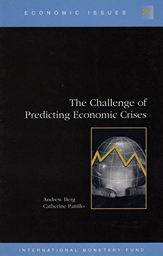 The Challenge of Predicting Economic Crises (Me, T...