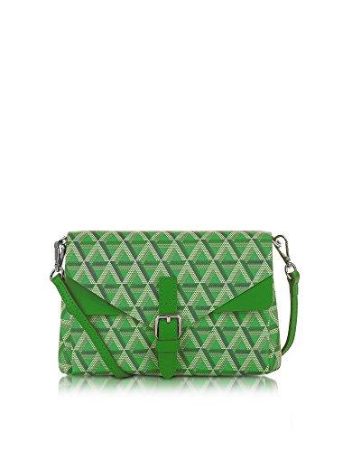 lancaster-paris-womens-51841vertpraine-green-canvas-shoulder-bag