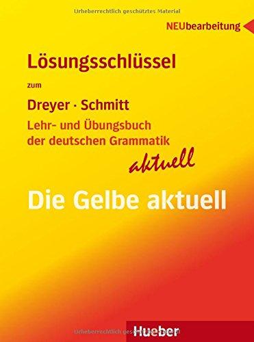 LEHR-UND ÜBUNGSB.DT.GRAMM.aktuell.sol. (Gramatica Aleman)