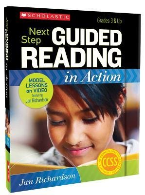 [(Next Step Guided Reading in Action, Grades 3 & Up: Model Lessons on Video)] [Author: Jan Richardson] published on (August, 2013)