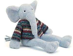 Jellycat - Jumperjack Elephant, 36cm