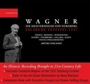 Wagner - Les Maîtres-chanteurs de Nuremberg, Salzbourg 1937 - livret 264 pages (Coll. Andante)
