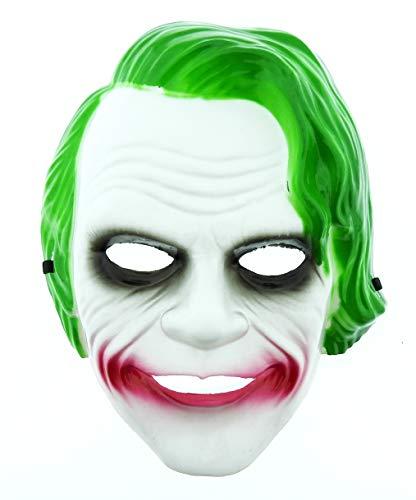 Inception Pro Infinite máscara–Joker–Carnaval–Halloween–Cosplay–Disfraz–Accesorios