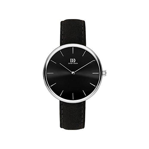 Danish Design Reloj Analógico para Hombre de Cuarzo con Correa en Cuero IQ13Q1243