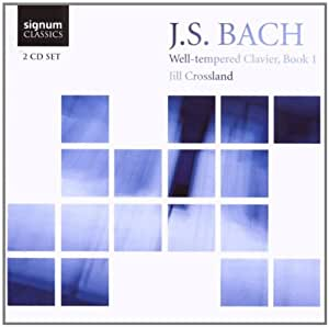 Bach - Well-Tempered Clavier, Book 1