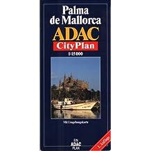 Plan de ville : Palma de Mallorca