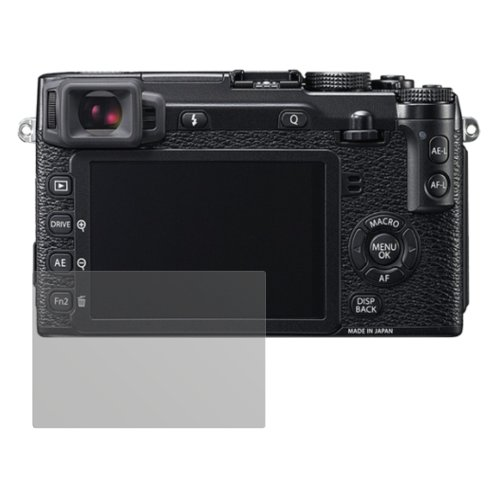 dipos Fuji X-E2 Schutzfolie (6 Stück) - Antireflex Premium Folie matt