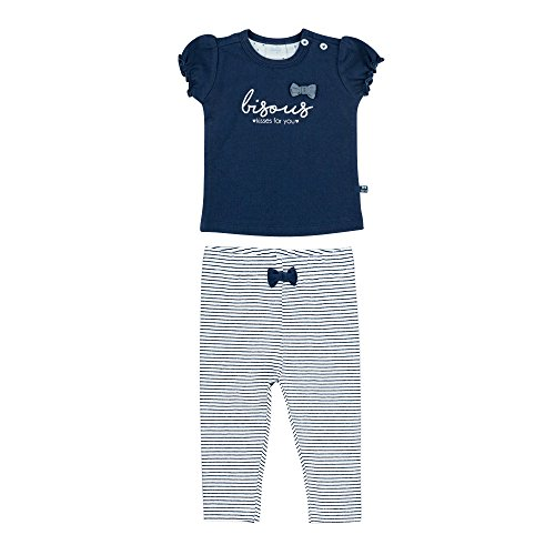 Feetje Baby-M/ädchen Kleid Sommerkleid Bisou for You