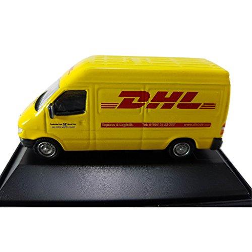 dhl-limited-edition-high-speed-187-die-cast-mercedes-benz-sprinter-van-model