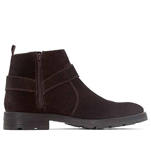 Base London Mens Hornet Suede Boots Braun