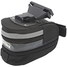M-Wave Tilburg - Bolsa porta-cámaras MTB, color negro, tamaño M