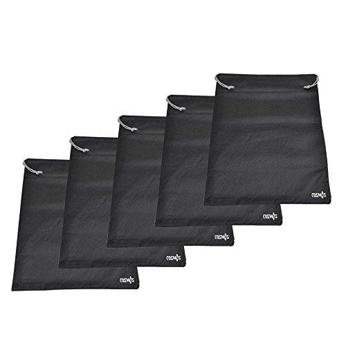 cosmos-set-da-viaggio-di-5-sacche-per-scarpe-in-tessuto-traspirante-e-antipolvere-45-x-35-cm