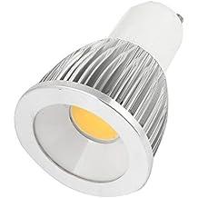 Luz Blanca de la CA 85-265V 9W 600-650LM COB LED Downlight de
